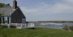 Falmouth waterfront real estate